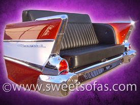 1957 Chevy Car Sofa