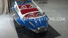 Autopede Carnival Ride For Sale
