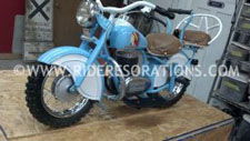 Lenaerts Carnival Motorcycle Restoration