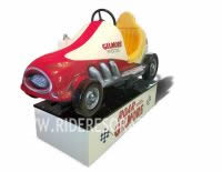 Midget Race Car Coin Operated Ride