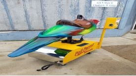 Poll Parrot Kiddy Ride