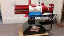Chicago Coin Super Jet Coin Operated Rocket Ride