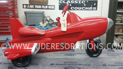 Murray atomic missle pedal car for sale