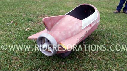 Rocket ride for sale