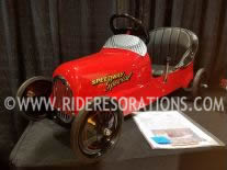 bmc pedal car restoration