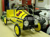 vintage pedal car for sale restoration