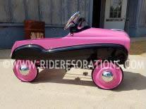 Pedal Car Ride Restorations   Chadwick Illinois