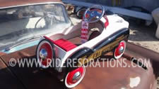 Murray Pedal Car Restoration