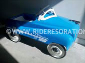 Murray Champion pedal car restoration for sale